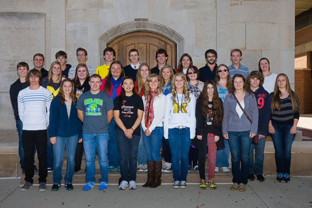 B&J Scholars 2013-14